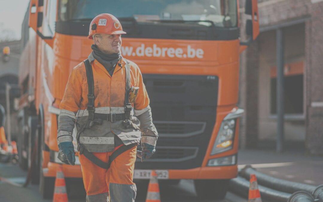Industrieel reiniger met rijbewijs C of CE